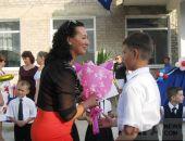 Первый звонок в школе №17 Феодосии (видео)