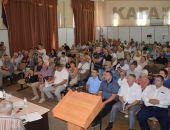 Феодосийцам представили проект генплана округа (видео)