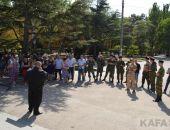 В Феодосии состоялся митинг против цементного терминала (видео)