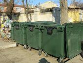 Феодосии не хватает мусорных контейнеров