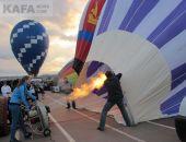 В Феодосии пройдет XI Фестиваль воздухоплавания «Воздушное Братство»