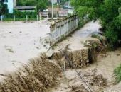 МЧС предупреждает: в Крыму ожидается подъём уровня воды в реках, есть угроза схода селей