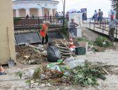 Последствия ливня в Феодосии: фотофакты
