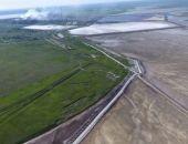 Исправление ситуации с кислотонакопителем на севере Крыма займет не менее пяти лет