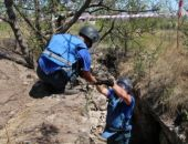 В Керчи вчера нашли более тысячи боеприпасов времён ВОВ