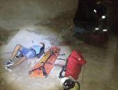 В Евпатории подросток сорвался с крыши заброшенного здания (фото)