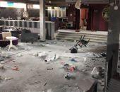 В Крыму два школьника с лопатами разгромили ночной клуб (видео) (фото)