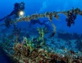 У побережья Крыма найден затонувший почти сто лет назад военный корабль