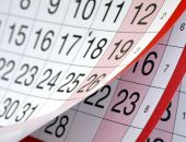 В России утвердили график выходных и праздничных дней на 2019 год