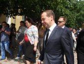 Медведев пообещал Крыму особое внимание федеральных властей