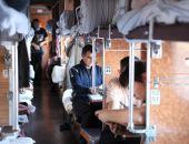 В России решили убрать с железной дороги плацкартные вагоны