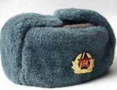 Российская армия начала избавляется от ушанок и пилоток