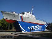 Судостроительный завод «Море» отметил 80-летний юбилей (видео):фоторепортаж