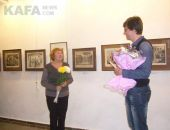 В Феодосии открылась уникальная выставка графики (видео)