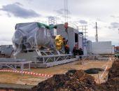Строительство Сакской ТЭЦ ведется с небольшим отставанием, но будет завершено в ноябре