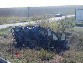 В Крыму в ДТП на автодороге Владиславовка – Новопокровка пострадали три человека