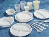 Европарламент проголосовал за запрет одноразовой посуды в ЕС