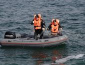 Пограничники оштрафовали судно, которое в Черном море ловило рыбу неправильными сетями