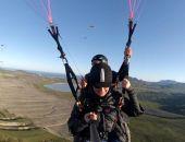 Инструктору, упавшему на параплане с пассажиром на горе Клементьева, запретили полёты