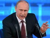 Путин требует повышения уровня боевой подготовки российских войск