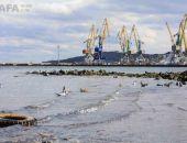 Прогулка у моря по феодосийской набережной Десантников (видео):фоторепортаж