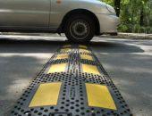 В Феодосии установят восемь бетонных ограничителей скорости