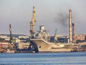 Затонувший плавдок «Адмирала Кузнецова» поднимать не будут, слишком дорого