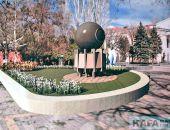 Памятнику покорителям космоса в Феодосии не быть?