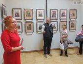 В Феодосии открылась выставка «Народы России» (видео)