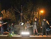 Файер-шоу в честь 65-летия Дома культуры Феодосии (видео)