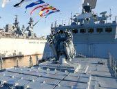 """Черноморский фрегат с ракетами """"Калибр"""" отправился в Средиземноморье"""