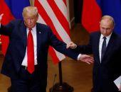 Трамп отказался от деловой встречи с Путиным в Париже на этой неделе
