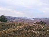 И зимой, и летом горит феодосийский полигон ТБО (видео):фоторепортаж