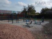 В Феодосии станет на шесть спортплощадок больше
