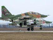 В ходе учений штурмовая авиация уничтожила 80 наземных целей на полигоне Опук в Крыму