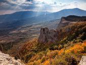 В Крыму на выходных до +15 днём, без осадков (прогноз погоды)