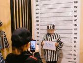 "В Мурманске полиция в ходе мероприятия по профориентации ""нарядила"" детей в зеков"