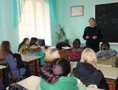 Полицейские Феодосии проводят профилактические встречи с учащимися