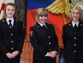 В Крыму выбрали самую красивую девушку-полицейского (фото)