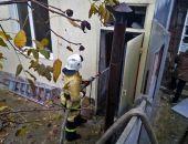 В Щебетовке случился пожар в частном доме (фото)