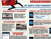 Полиция Феодосии предупреждает граждан о распространенных схемах мошенничества: будьте бдительны