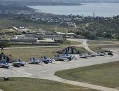 В Крыму завершили строительство новой полосы на военном аэродроме Бельбек