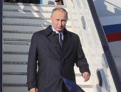 Путин прилетел в Крым и задержится здесь для проведения серии встреч с членами правительства