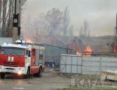 Пожар в Керчи ликвидирован, – МЧС Крыма