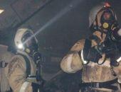 На пожаре в Ялте пострадала 8-летняя девочка