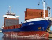 У побережья Крыма столкнулись и получили повреждения два сухогруза