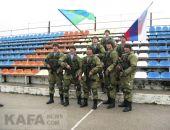 В Феодосии отметили годовщину создания десантно-штурмового батальона (видео)