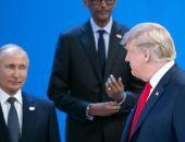 Путину удалось неформально пообщаться на саммите G20 с президентом США Трампом