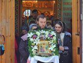 В Введенском храме Феодосии отметили престольный праздник