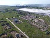 На заводе «Крымский титан» пробурят три новых скважины для подачи воды в кислотонакопитель